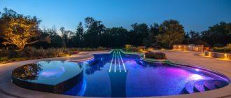 строительство бассейна своими руками у себя во дворе фото