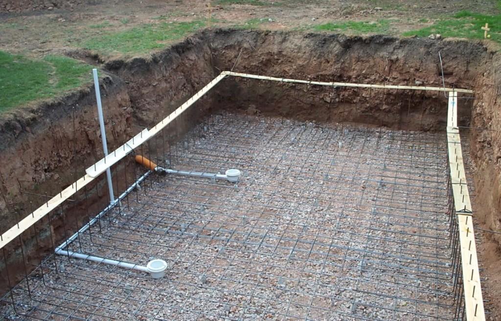 Строительство бассейна своими руками.