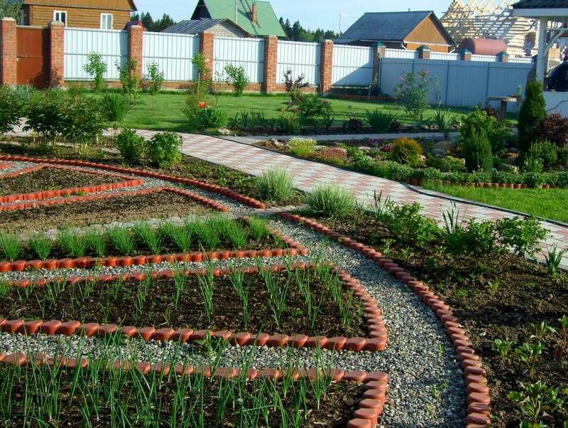 100 лучших идей для сада, дачи и огорода 64